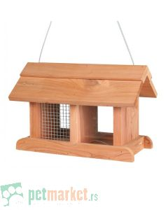 Trixie: Drvena hranilica za ptice, Tip 2