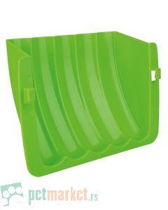Trixie: Plastični držač za seno, zeleni