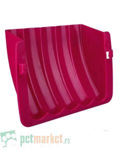 Trixie: Plastični držač za seno, crveni
