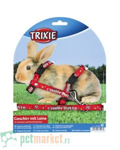 Trixie: Am i povodac za zeca, crveni