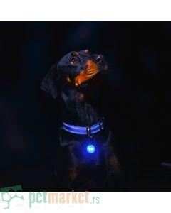 Rogz: Svetleći privezak za pse RogLite