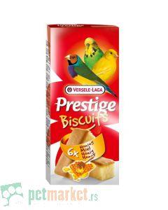 Prestige: Poslastica za ptice Biscuit Honey keksići, 6 kom