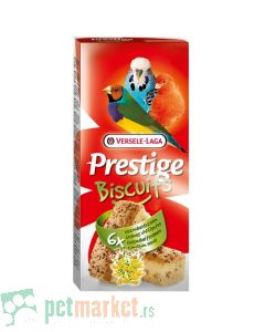 Prestige: Poslastica za ptice Biscuit Conditional Seeds keksići, 6 kom