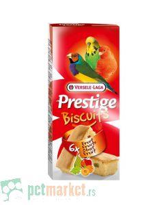 Prestige: Poslastica za ptice Biscuit Fruit keksići, 6 kom