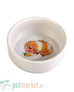 Trixie: Posuda od keramike za glodare