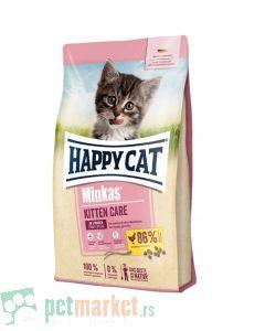 Happy Cat: Hrana za mačiće Minkas Kitten, 10 kg