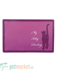 Trixie: Podloga za posude My Kitty Darling