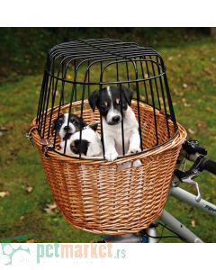 Trixie: Pleteni transporter za bicikli