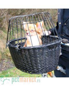 Trixie: Pletena korpa za transport