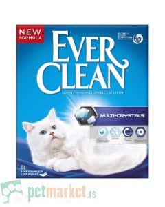 Ever Clean: Super Premium visoko upijajući posip Multi-Crystals Blend