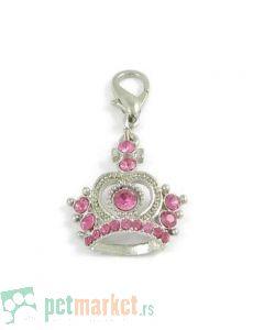 Pet Hardvare: Privezak za ogrlicu Kruna
