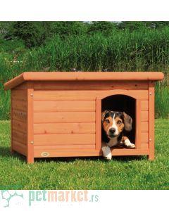 Trixie: Kućica za pse sa ravnim krovom Natura M