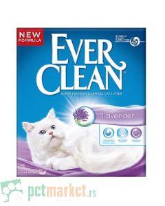 Ever Clean: Super Premium jako grudvajući posip Fresh Lavander