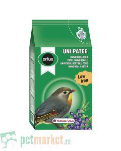 Orlux: Hrana za insektojede i voćojede Uni Patee, 1 kg