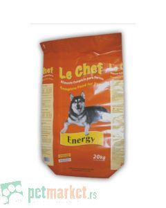 Le Chef Dog: Energy, 20 kg