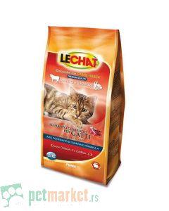Monge: Hrana za mačke sa govedinom i povrćem LeChat, 20 kg