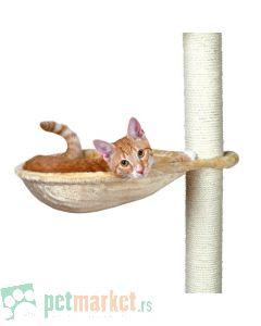 Trixie: Ležaljka za grebalice sa stubom bež