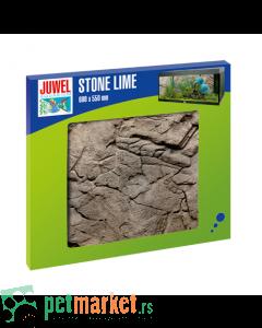 Juwel: Dekorativna 3D pozadina za akvarijum Stone Lime