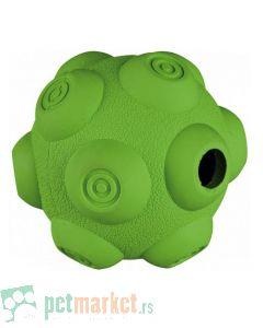 Trixie: Lopta za poslastice Snack Ball, zelena