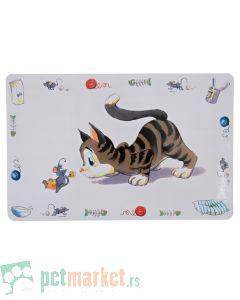 Trixie: Plastična podloga za mace