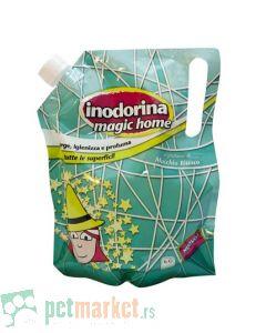 Inodorina: Univerzalno sredstvo za čišćenje svih površina Magic White Musk, 1 l