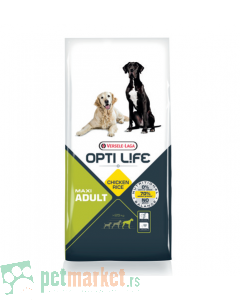 Opti Life: Maxi Adult, 12.5 kg