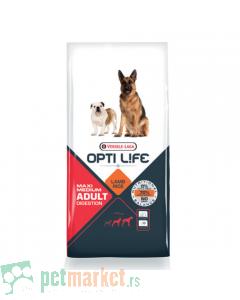 Opti Life: Medium & Maxi Adult Digestion, 12.5 kg