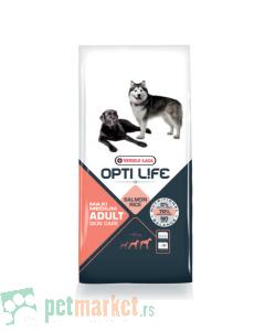Opti Life: Medium & Maxi Adult Scin Care, 12.5 kg