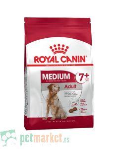 Royal Canin: Size Nutrition Medium Adult 7+