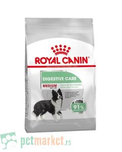 Royal Canin: Size Nutrition Medium Digestic Care, 3 kg