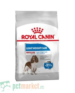 Royal Canin: Size Nutrition Medium Light Weight Care, 3 kg