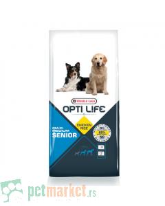 Opti Life: Medium & Maxi Senior, 12.5 kg