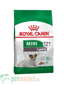 Royal Canin: Size Nutrition Mini Ageing +12, 0.8 kg