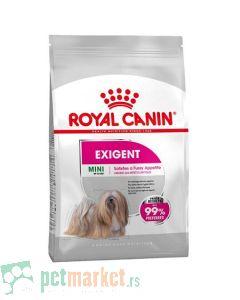 Royal Canin: Size Nutrition Mini Exigent
