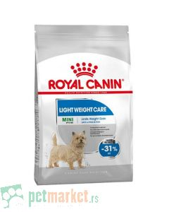 Royal Canin: Size Nutrition Mini Light Weight Care