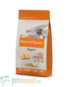 Nature's Variety: Hrana za pse Mini Adult Grain Original, Piletina