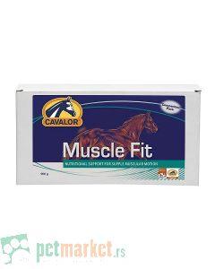 Cavalor: Preparat za bolju mišićnu aktivnost kod konja Muscle Fit, 15 gr kesica