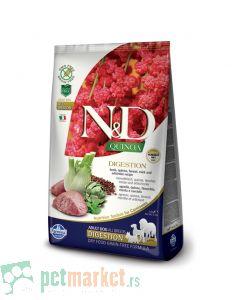 N&D Grain Free: Digestion, Kinoa & Jagnjetina