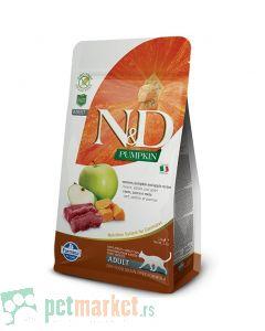 N&D Grain Free: Pumpkin, Srnetina