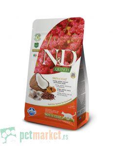 N&D Grain Free: Skin and Coat, Kinoa & Haringa