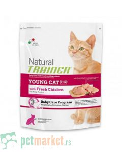 Trainer: Natural Young Cat