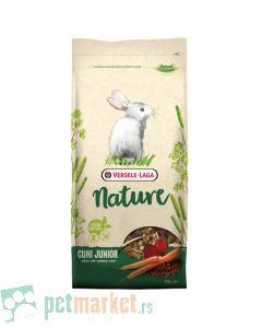 Versele - Laga: hrana za mlade kuniće Cuni Junior Nature