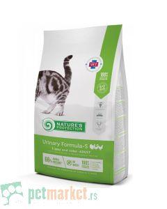 Nature`s Protection Dry Feed: Hrana za mačke sklone problemima urinarnog trakta Urinary