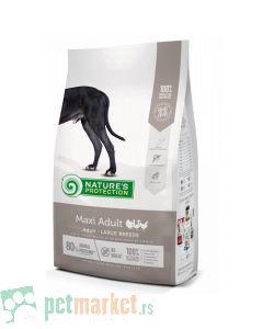 Nature`s Protection Super Premium: Hrana za odrasle pse velikih rasa Maxi Adult, Živina, 12 kg