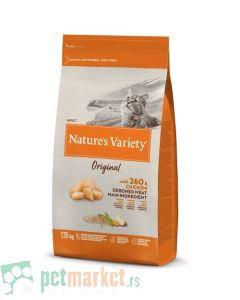 Nature's Variety: Hrana za mačke Grain Original, Piletina