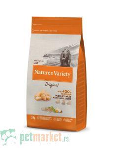 Nature's Variety: Hrana za pse Medium/Maxi Adult Grain Original, Piletina