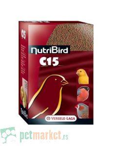 Versele Laga: Peletirana hrana za kanarince NutriBird C15