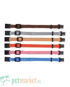 Trixie: Set ogrlica za štence, 6 kom svetle boje