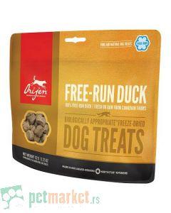 Orijen: Poslastica za pse Free-Run Duck, 56.7 g