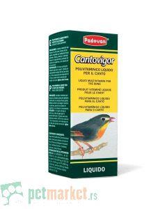 Padovan: Multivitaminski dodatak za ptice Cantovigor, 30 ml
